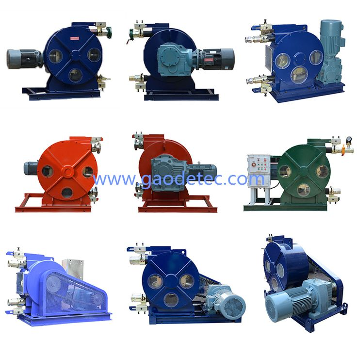 durable industrial peristaltic pump