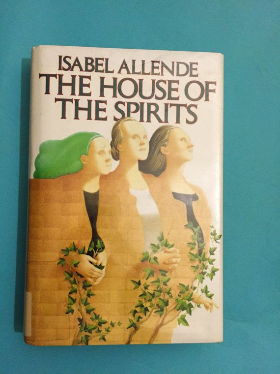 the house of the spirits allende epub books