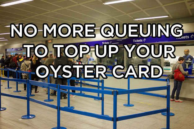 This Is Why Londoners Won't Need An Oyster Card From September – Tracy LaGrange