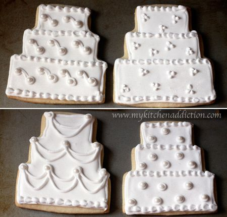 Best 25+ Decorated wedding cookies ideas on Pinterest | Wedding