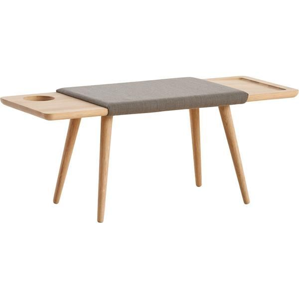 Baenk Bench This Multifunctional Bench Is Made With Clean Minimalistic Lines Inspired By The Nordic Traditions The Baenk Bench I In 2020 Eiche Natur Eiche Eiche Holz