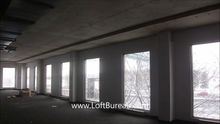 Bureau à louer style loft rive-sud 2,538 pc