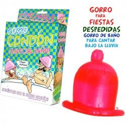 GORRO CONDÓN SUPER PROTECTOR