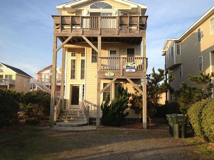 House Vacation Al In Nags Head Nc Usa From Vrbo