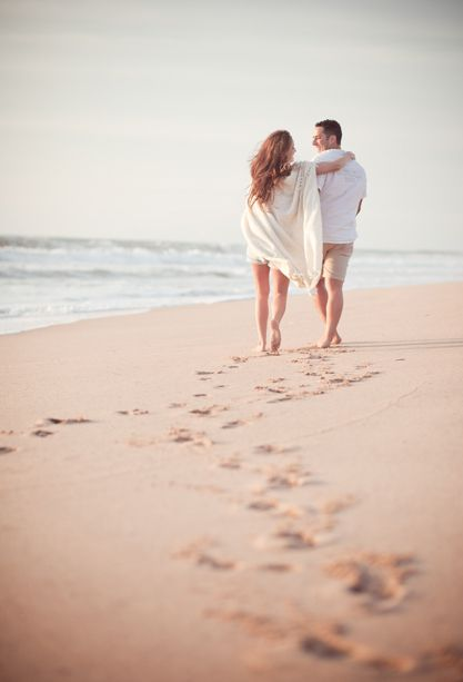 Beach Couple Photography