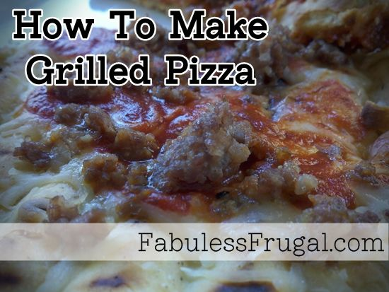 How to make grilled pizza recipe with great tips in the comments too!    http://fabulesslyfrugal.com/2011/07/time-to-try-grilled-pizza.htmlPizza Parties, Ultimate Grilled, Pizza Recipes, Favorite Recipe, Lunches Dinne Recipe, Homemade Pizza, Comments, Grilled Recipe, Grilled Pizza Recipe