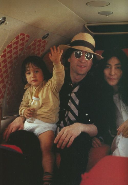 never saw John wearing a ring on his left hand before, this is just amazing.  It is priceless.