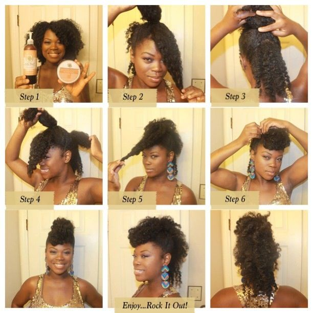 Superb 1000 Images About Loving My Hair Style Ideas On Pinterest Short Hairstyles For Black Women Fulllsitofus