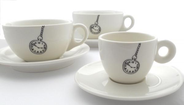 Ten to Three Bakery Design : Cups