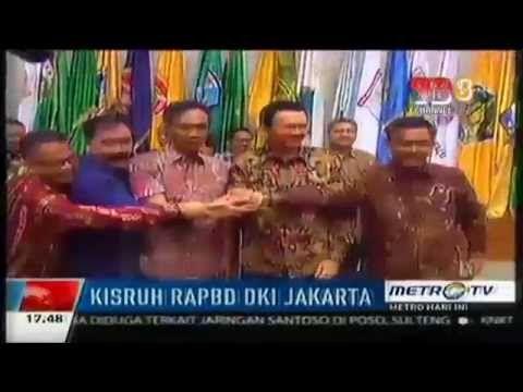 86 NET TV FULL Kisruh !!! Rapat Mediasi AHOK Vs DPRD DKI Jakarta