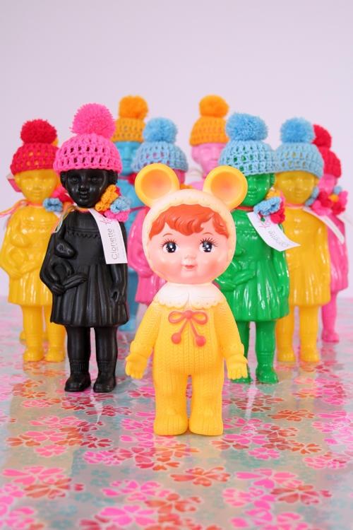 HAPPY EASTERの画像:Cottoliの毎日 poupée clonette