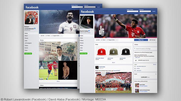 Robert Lewandowski und David Alaba waren in der zu Ende gegangenen Bundeslga-Saison 2016/17 die beiden Spieler, die die meisten Likes, Reactions, Shares und Kommentare mit ihren Facebook-Posts eingesammelt haben. Das ist eins der Ergebnisse einer #trending-Analyse aller Facebook-Seiten aktueller Bundesliga-Spieler.