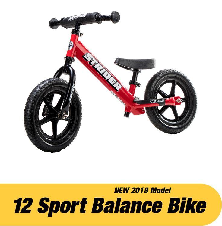 Strider 12 Sport Strider Bike UK Balance bike, Bike
