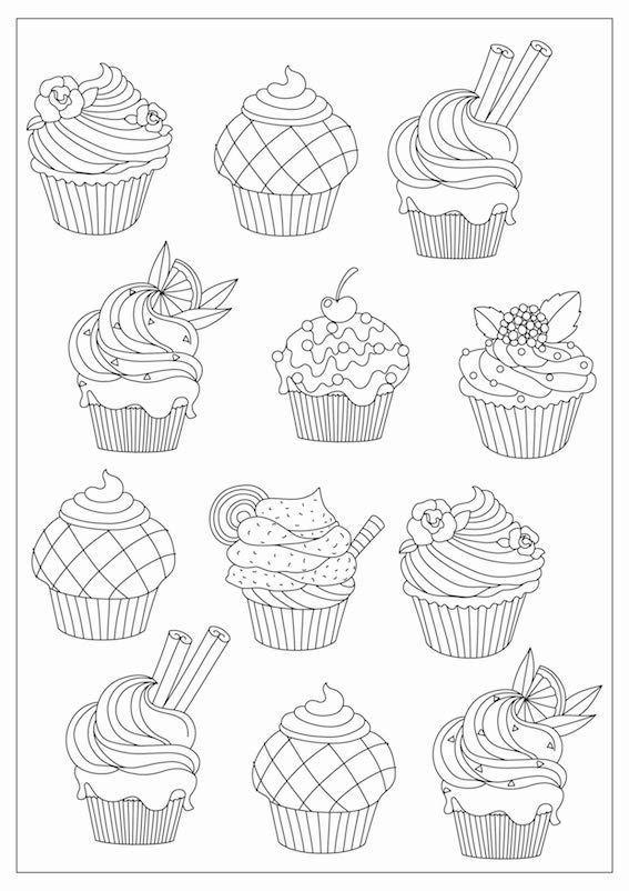 Cupcake Cartoon Png Download 564 752 Free