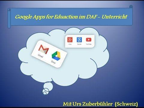Google Apps im DaF