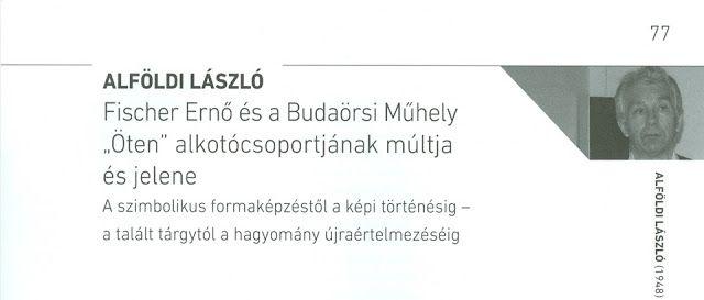 Budaörsi Műhely: Kortárs 2015. 07-08. dupla számban megjelent írásom a Budaörsi Műhelyről, és Tanár úr egykori tanítványainak személyes visszaemlékezései.