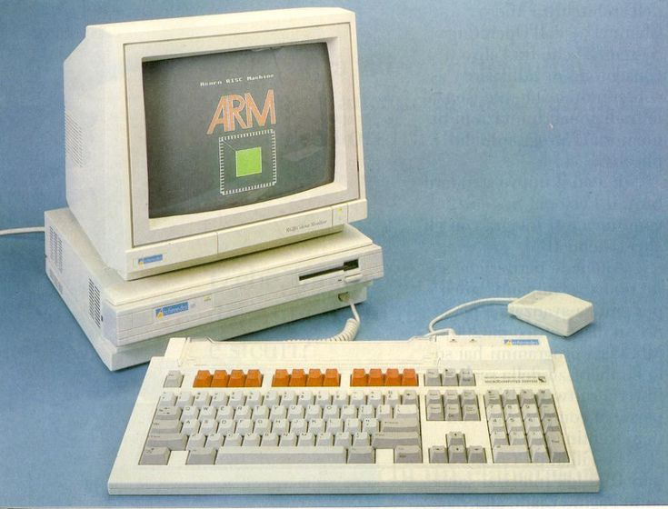 Acorn Archimedes A305