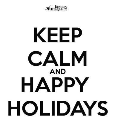Buone vacanze anche a noi