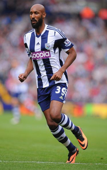 ~ Nicolas Anelka on West Brom against Southampton FC ~