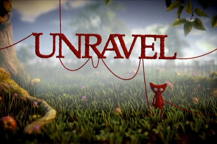 UNRAVEL gets new gameplay video - http://gamesleech.com/unravel-gets-new-gameplay-video/