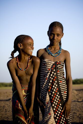 Afar tribe NEGRITOS Negro black beauty beautiful afro