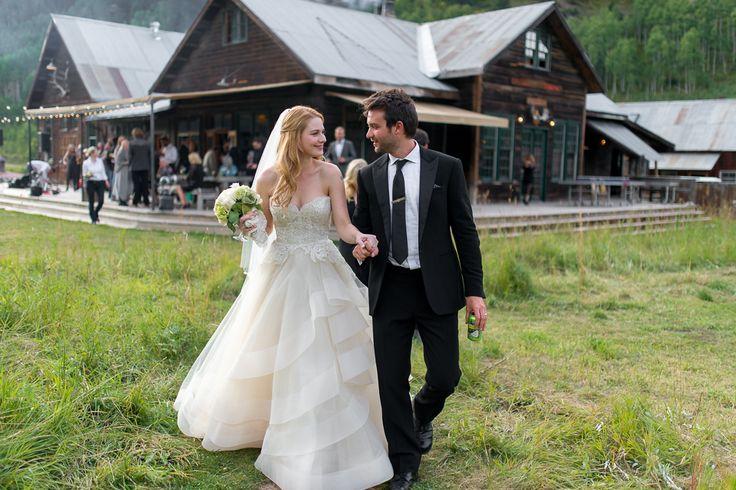 Alexandra Breckenridge and Casey Hooper – Dunton Hot Springs Colorado