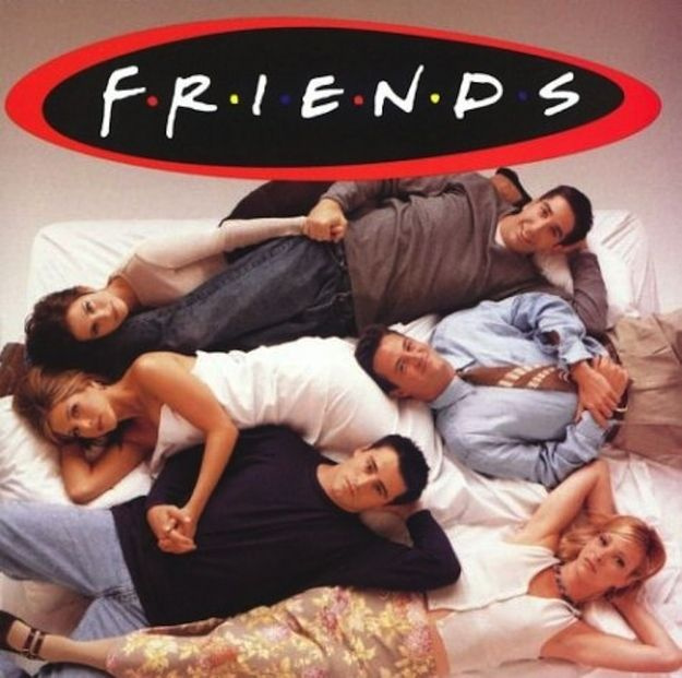 """""""Friends"""" (1995) 