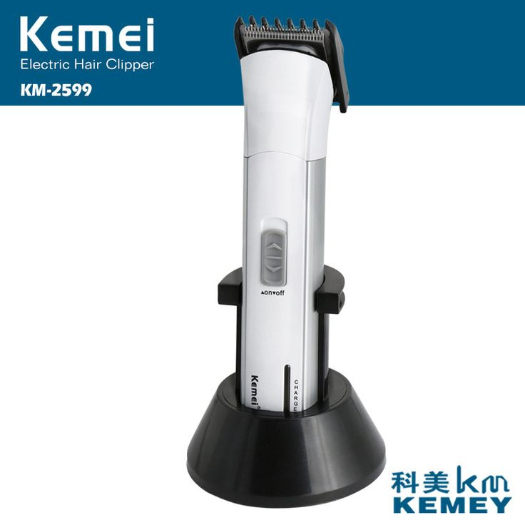T094 hair clipper rechargeable beard trimmer barber electric hair shaving machine maquina de cortar o cabelo kemei cutter