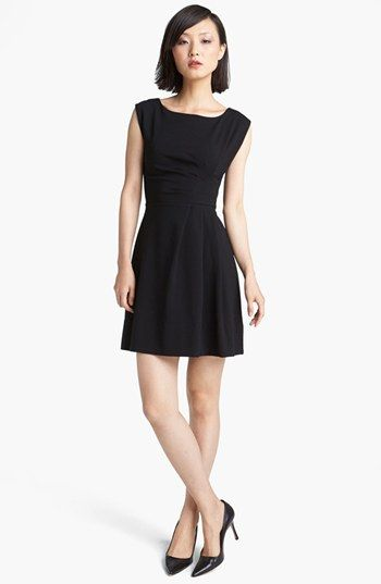 MARC BY MARC JACOBS 'Sophia' Ponte Fit & Flare Dress | Nordstrom