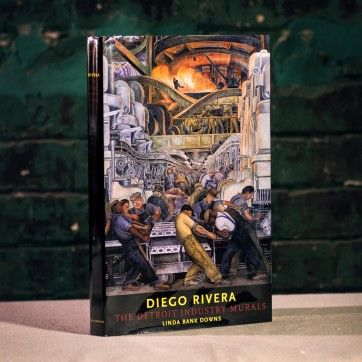130 best images about detroit souvenirs on pinterest for Diego rivera ford mural