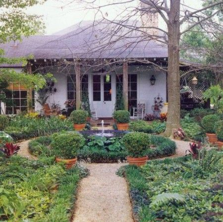 Front Yard Landscaping Without Grass Old House - Front Yard ...