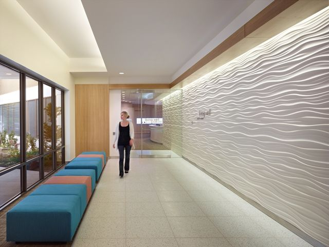 clinic design healthcare design hospital design health center waiting