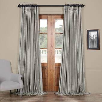 Brockham Blackout Thermal Grommet Curtain Panels