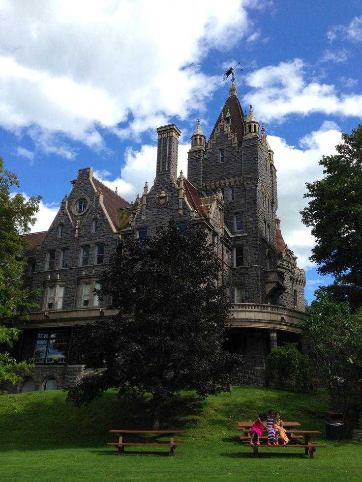 Boldt Castle, Heart Island, Alexandria Bay, NY