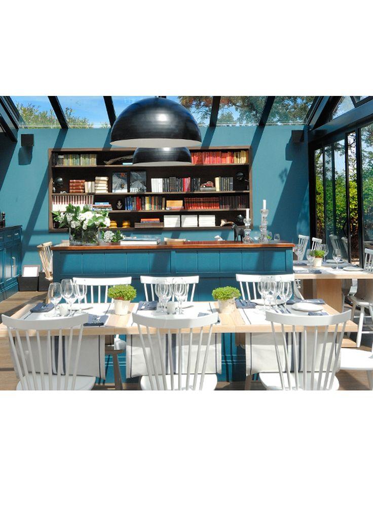 Restaurantes Madrid  http://stylelovely.com/galeria/restaurantes-madrid/