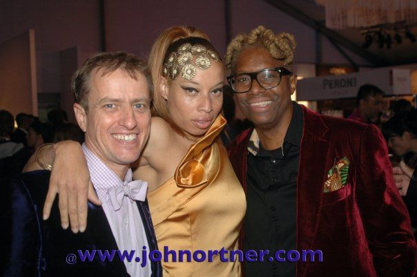 Events09 Celeberty Stacey McKenzie & Houx Couture