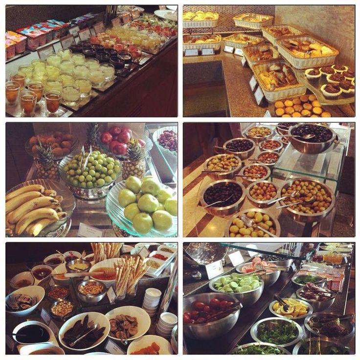 It's glorious breakfast time! Muhteşem bir kahvaltı zamanı! #sheraton #bursa #sheratonbursa #hotel #breakfast #prusa #restaurant #kahvaltı #muhtesem #krallargibi