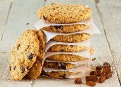 Идеальное печенье для полезного перекуса