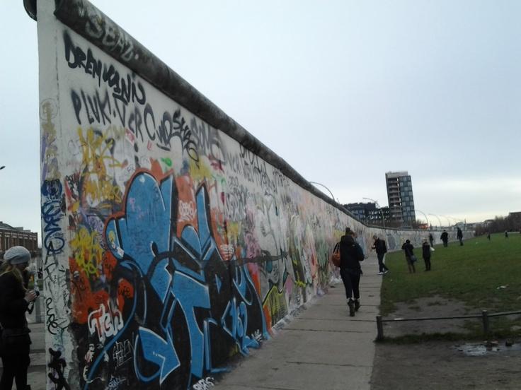 Muro de Berlín (Alemania)