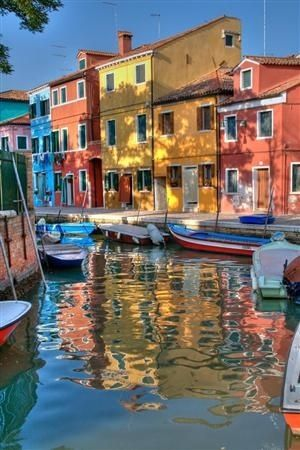 Colors of Murano ~ Italy Luscious!