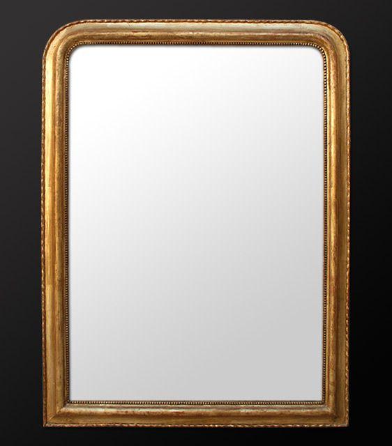 17 meilleures id es propos de miroirs anciens sur for Miroir petit format