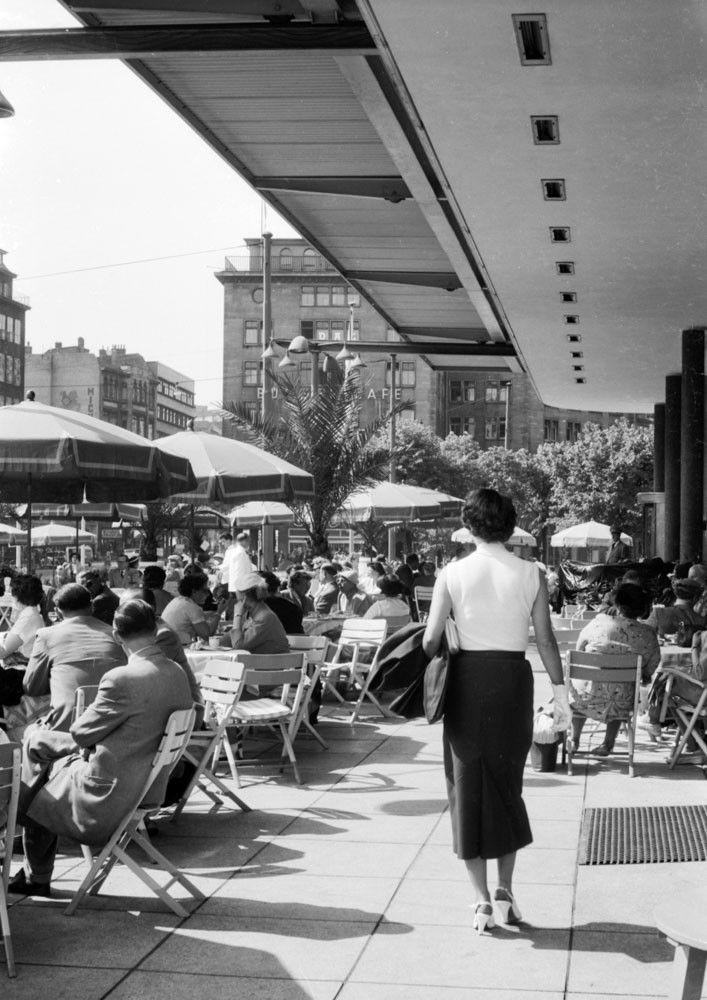 Alsterpavillon II, 1954, Walter Lüden