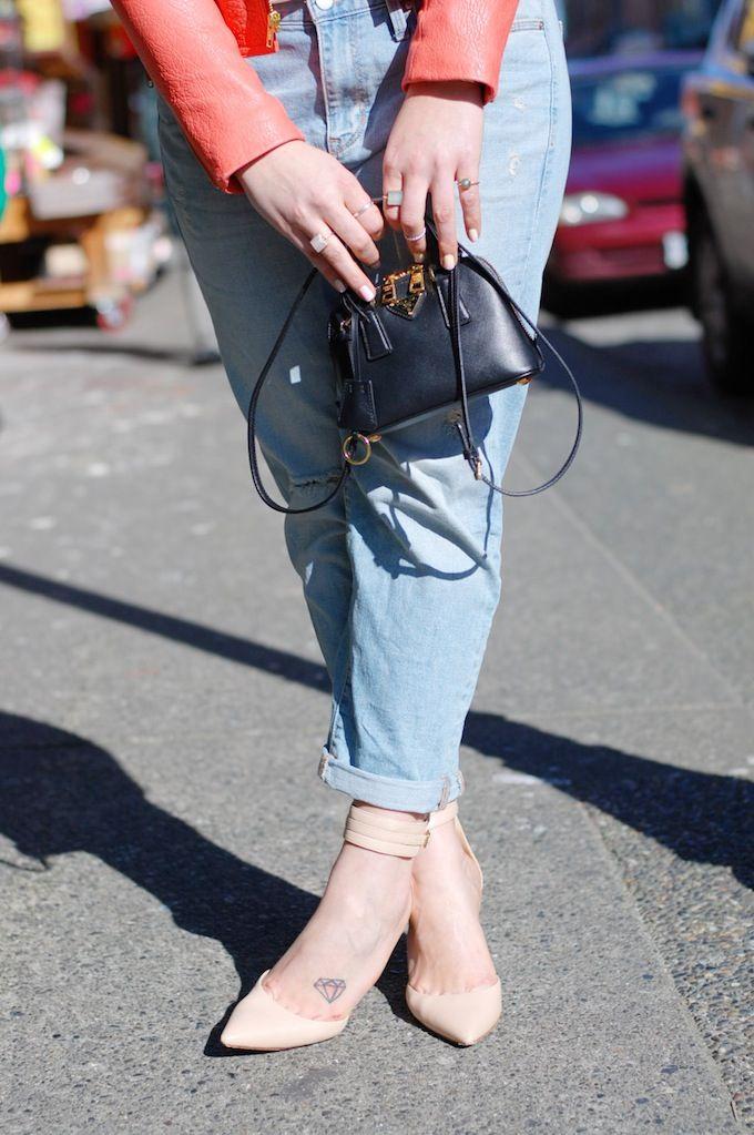 Mini Prada Saffiano Handbag Covet And Acquire Designer Bags Purse Pinterest Handbags Bag 2017
