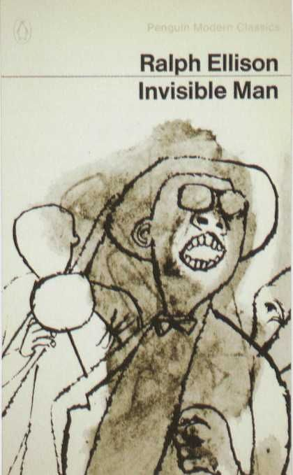 Invisible Man by Ralph Ellison (not to be confused with The Invisible Man by H.G. Wells).  First of all, Invisible Man is timeless and I find it hard to believe that it was written nearly fifty years ago. This book is about far more than racism, it is about loss of innocence and rape of the soul. It is about exploitation, manipulation, and the gross hypocrisy that exists in our society.
