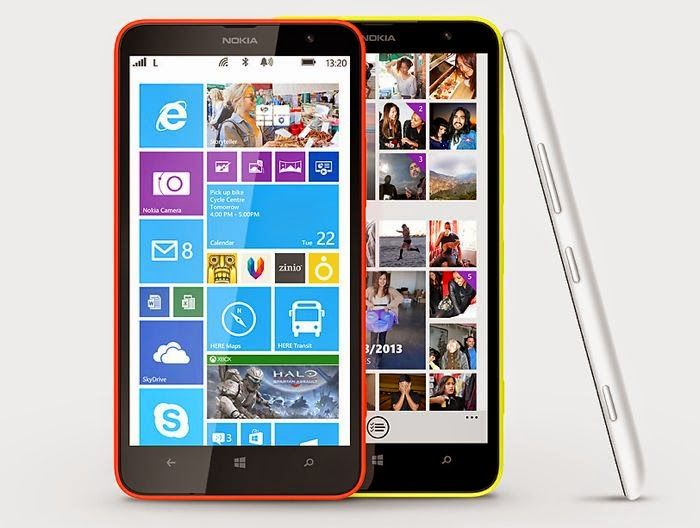 Nokia Lumia 1320 Launched In The US