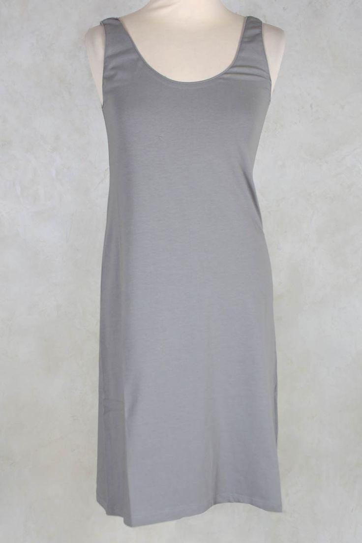 Stretch Dress in Grey - Crea Concept