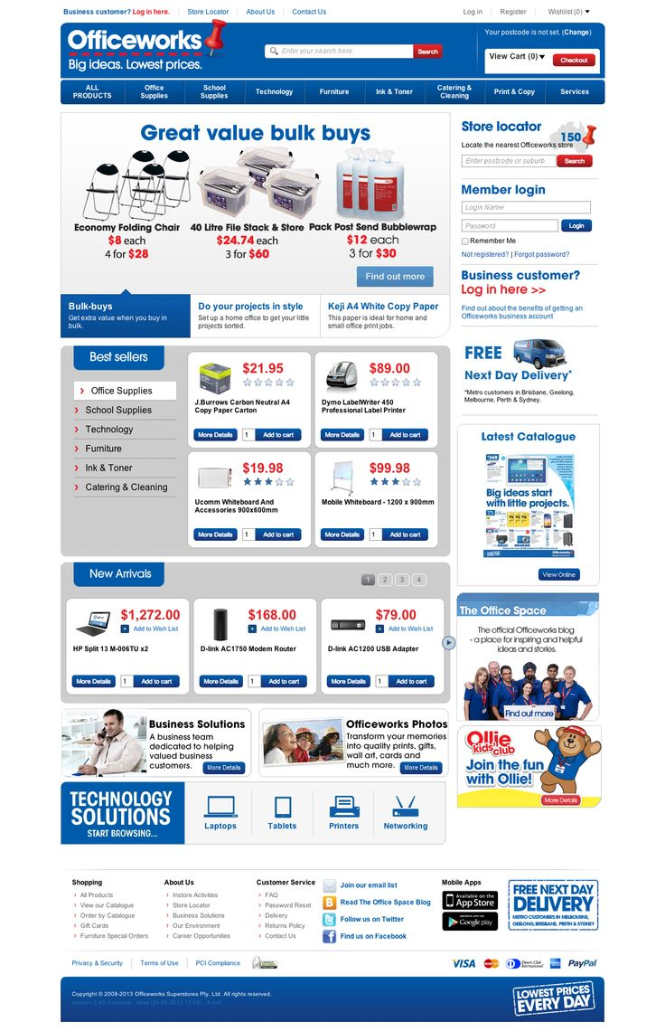 Home   Office Supplies, Office Furniture, Stationery, Ink & Toner at the lowest prices
