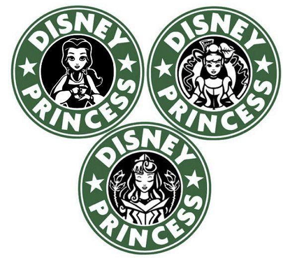 Even Disney Princesses Need to Refuel with Starbucks