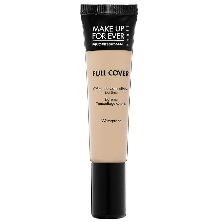 What it is:An ultra long-lasting, matte finish, oil-free, waterproof, full coverage concealer.What it is formulated to do:Designed to cover major imperfections like scars, hyperpigmentation, major discoloration, burns, and tattoos. This light and cre