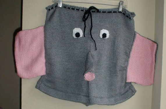 Elephant Boxers Knitting Pattern : 8 best images about the